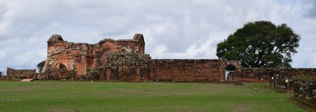 ruinas, jesuiticas, misiones, trinidad, paraguay